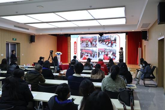 学雷锋纪念日前夕 30余优秀项目同场PK—— 武昌区举办第四届优秀志愿服务项目路演大赛
