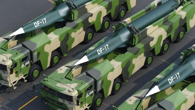 英媒:日本开发高超音速导弹系统 加紧追赶中国