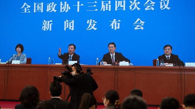 中国国际形象持续下滑?全国政协回应