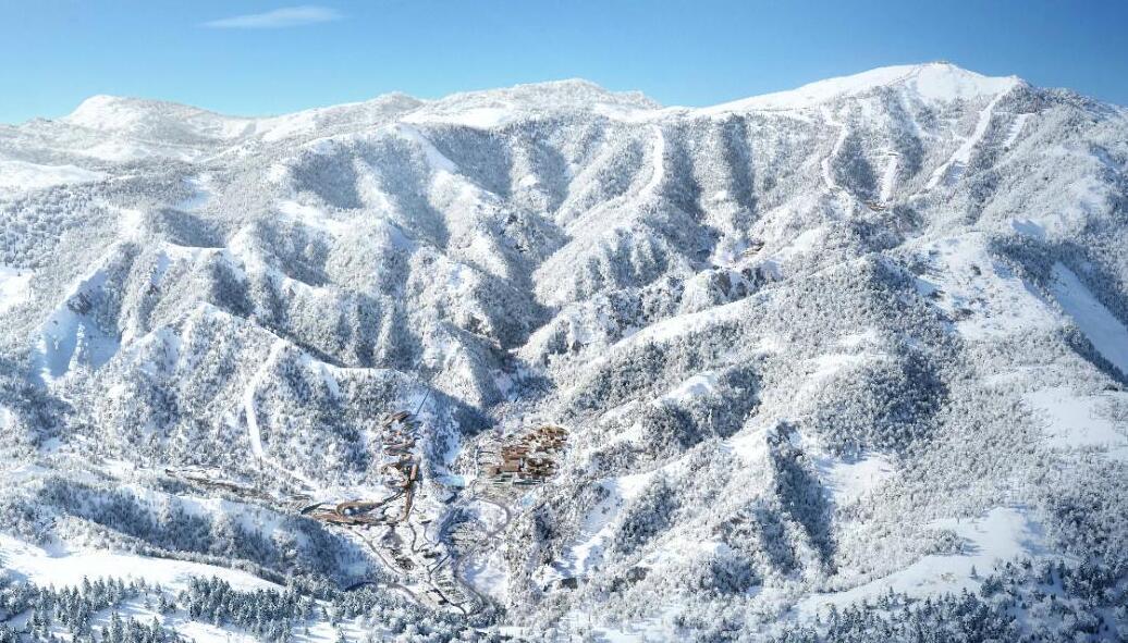 冬奥明珠高山滑雪项目举办场地圆满完成测试,京郊又添旅游打卡地