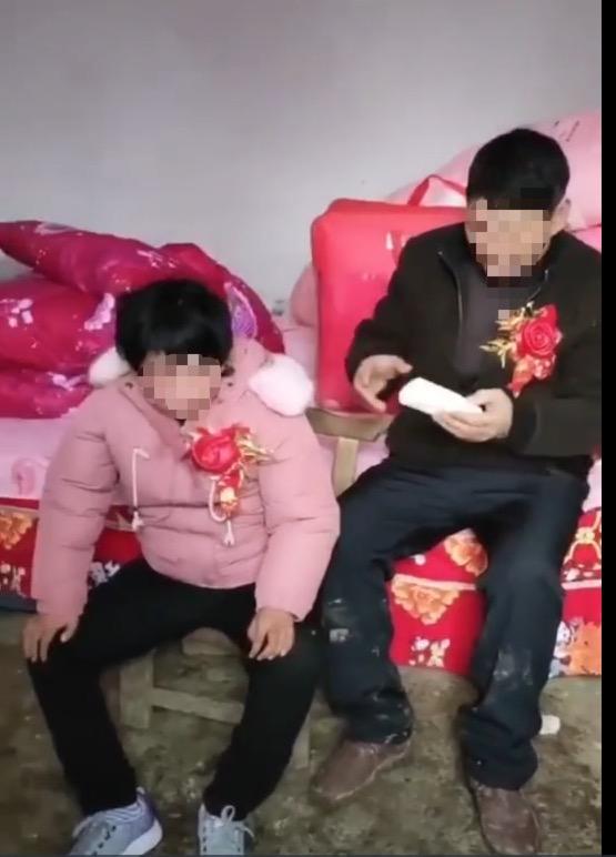 网传河南驻马店一未成年女孩嫁给一中年男子,当地:多部门介入调查