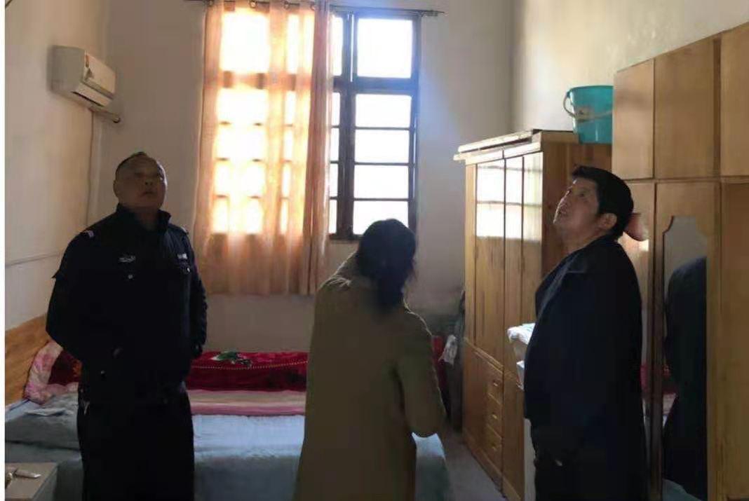 庐江县金牛镇:扎实开展农村房屋安全隐患排查整治工作