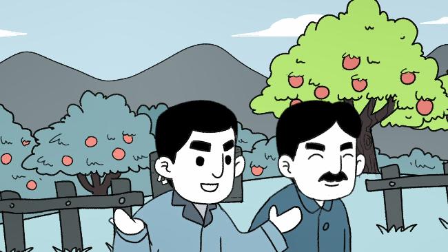 画说中国|2分钟告诉你,如今的乡村生活有多爽?