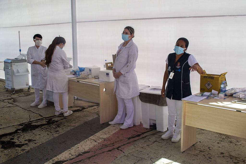 巴西卫生部:印度多次推迟交付疫苗 阻碍接种进程
