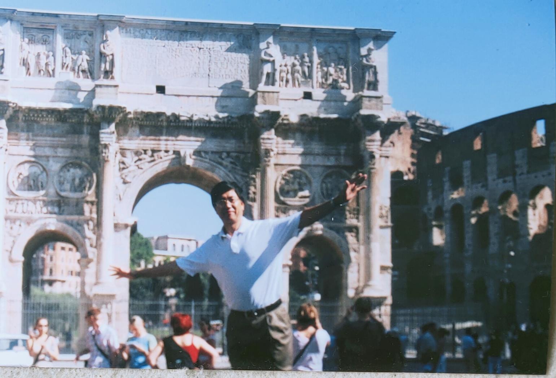 罗马失联 ——欧洲纪事之五