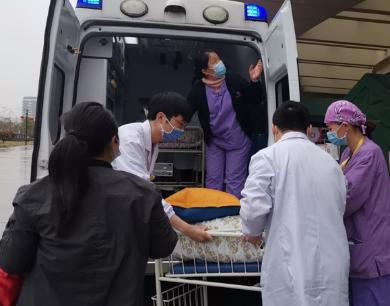 江西省妇幼保健院新老院区无缝对接保患儿平安