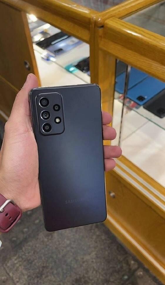 三星Galaxy A52 5G真机曝光:搭载骁龙750处理器 750