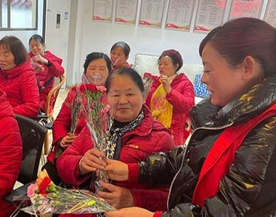 """南昌""""三八""""妇女节活动欢乐又暖心"""