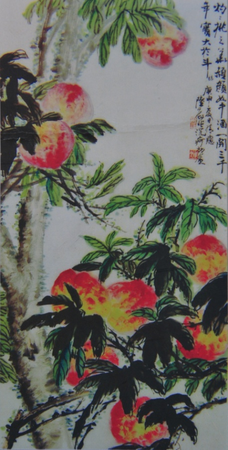 (图5)桃子 陆抑非