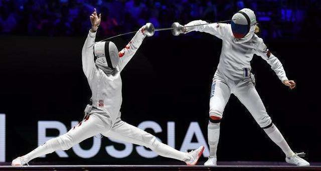 日本三名击剑选手感染新冠 中国选手也参赛