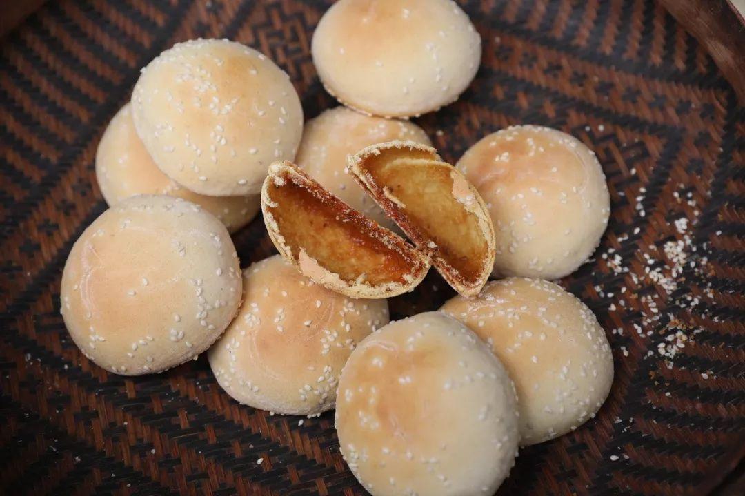 杜泽桂花饼(图片来源于网络)