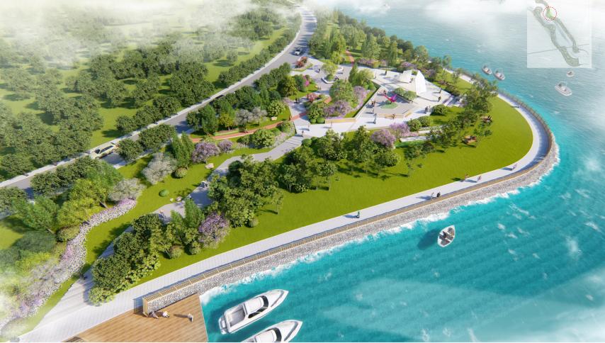 """西安航空基地加快推进公园广场建设 """"点线面""""结合打造生态绿地系统"""