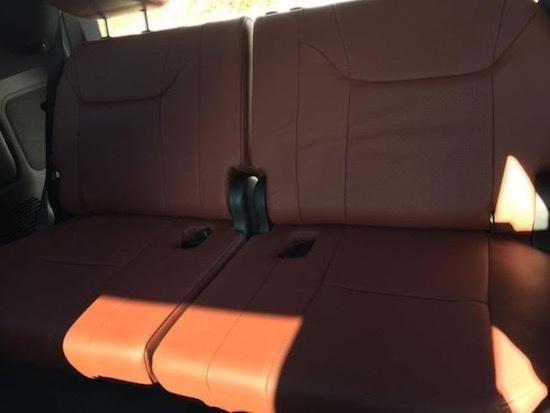 21款雷克萨斯LX570现车 国六报关全国落户