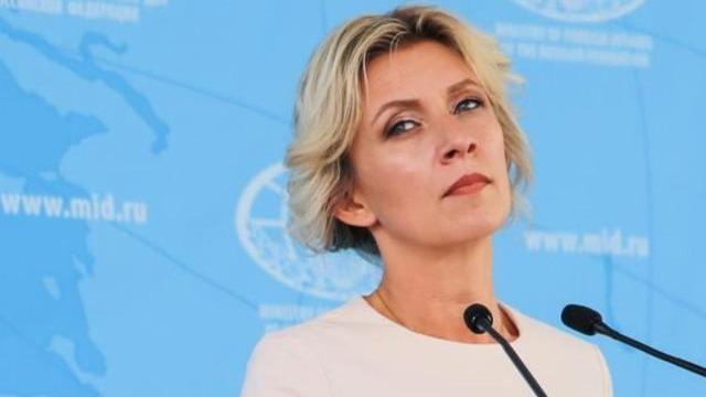 被保加利亚记者街头求婚?俄外交部发言人扎哈罗娃回应