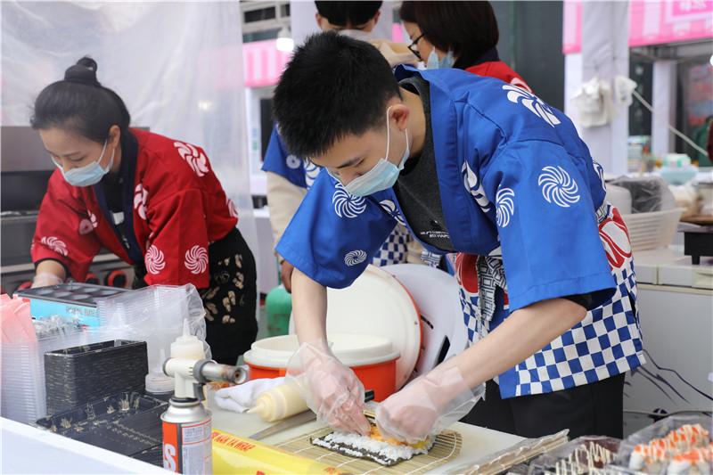 日本小吃寿司.JPG