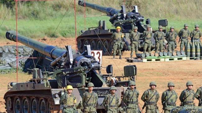 台新任防卫部门负责人称美国已批准向台出口敏感技术,赵立坚回应
