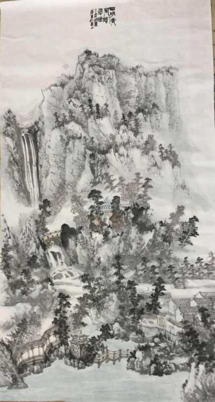 图3,《四明清风》