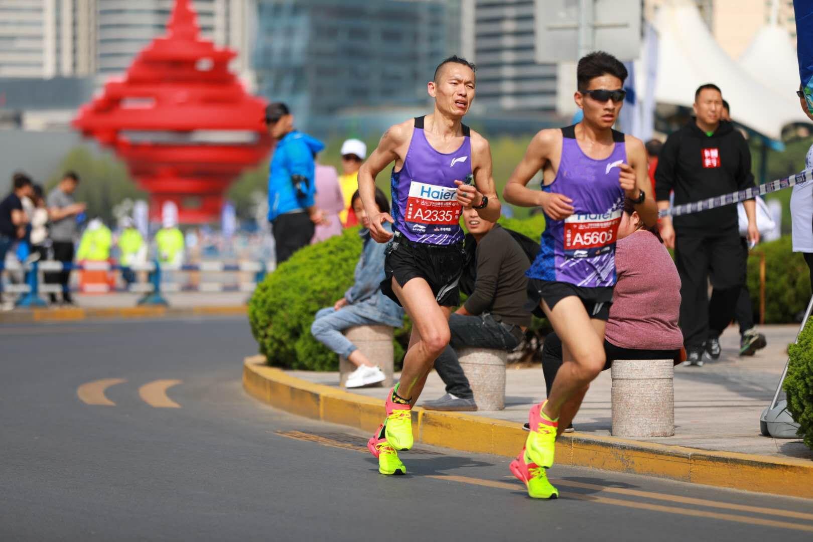 5月4日鸣枪开跑,2021年青岛马拉松来了!