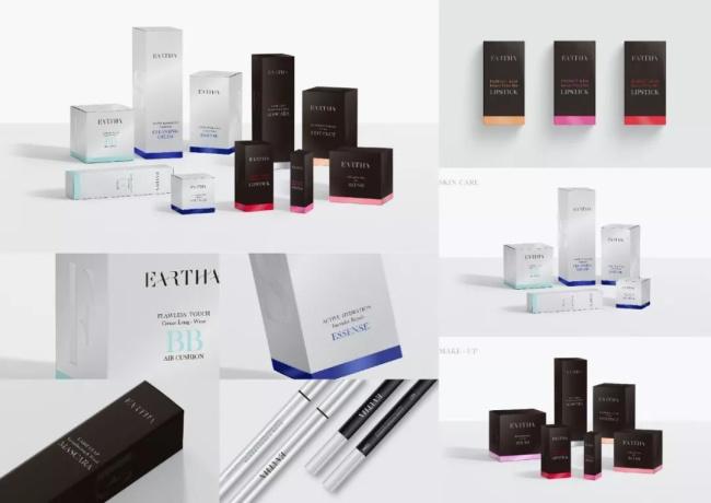 法国高端彩妆护肤品牌包装设计(2018年CGDA设计奖包装类)