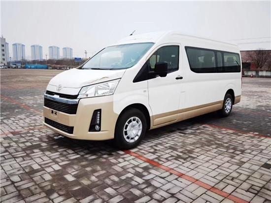 丰田海狮现车价格 3.5排量新款多少钱