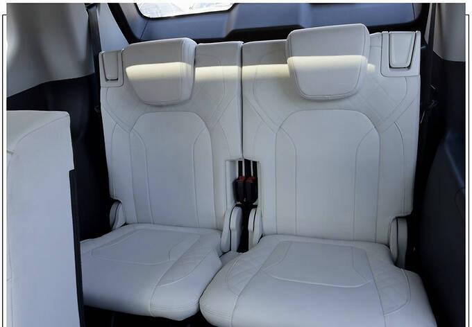 星途旗舰SUV揽月上市 同级尺寸领先 售XX.XX万起-图11