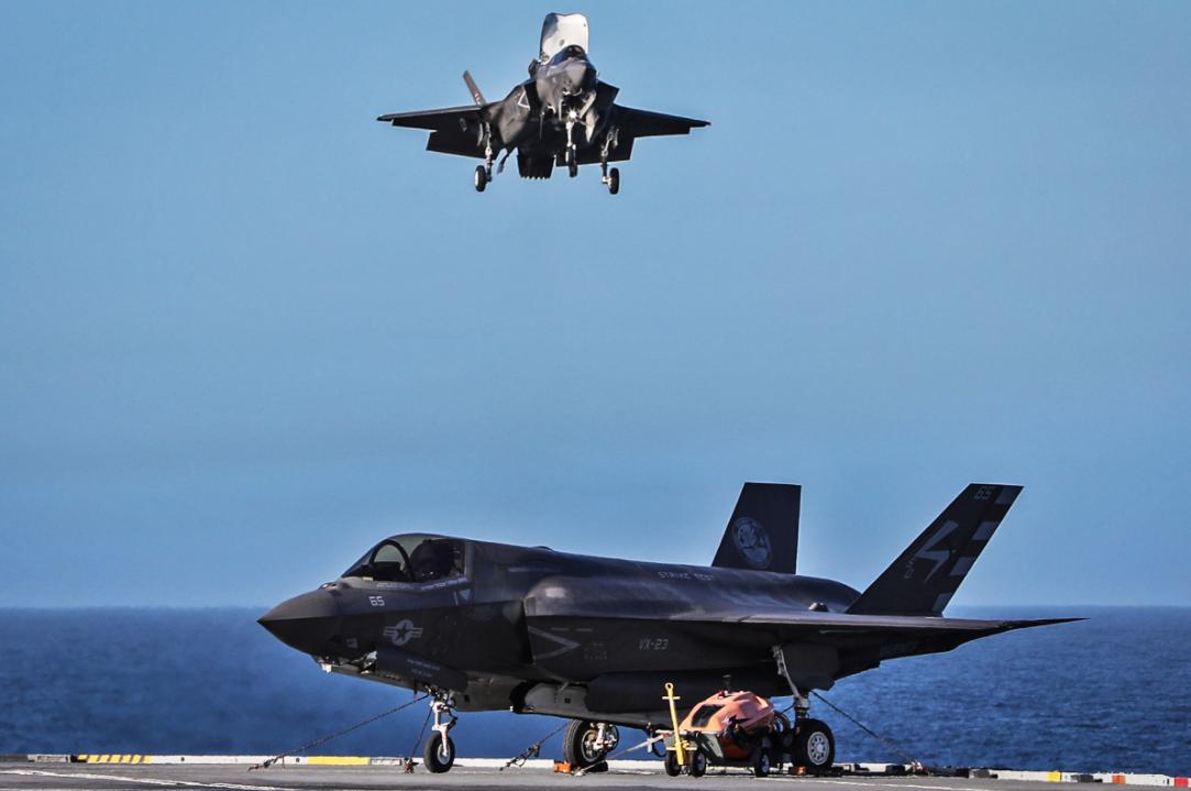 随着F-35B战机的陆续装备,海军陆战队航空支援能力进一步提升。
