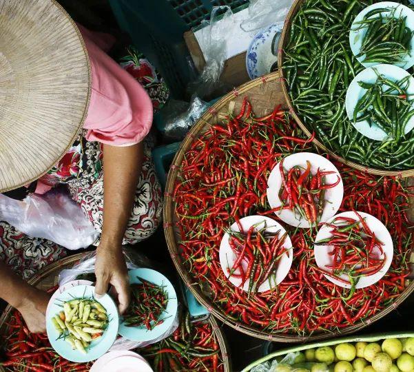 中国人为什么喜欢吃辣?