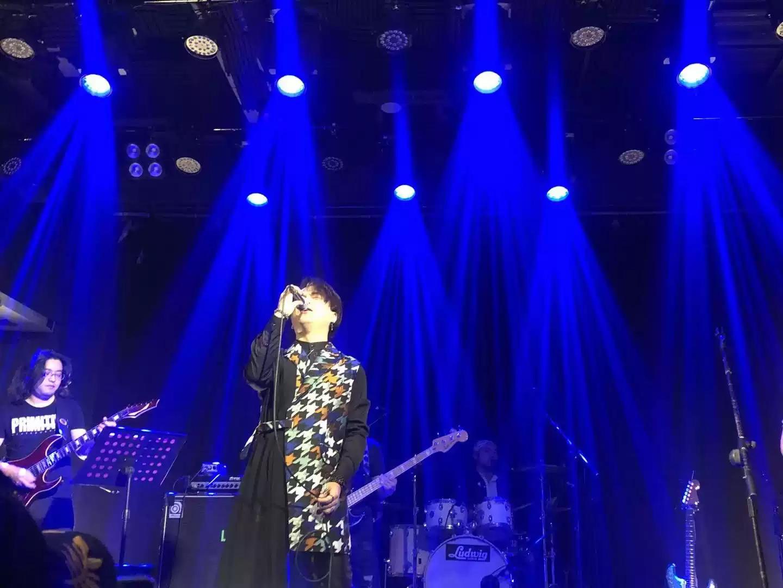 光辉的岁月·纪念黄家驹逝世27载巡回演唱会沈阳站开幕