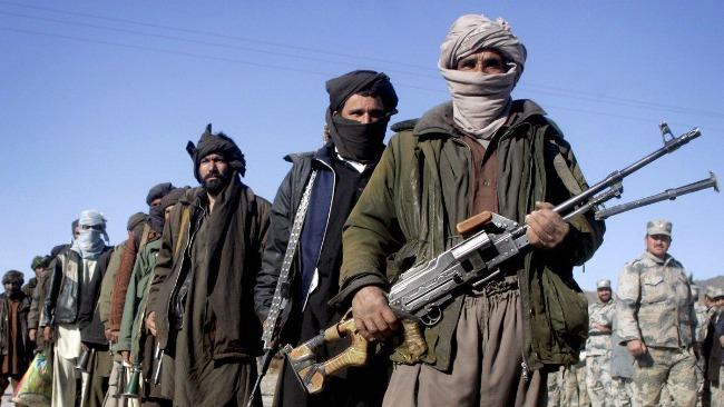 塔利班占领阿富汗首都以东90公里卢格尔省查赫地区