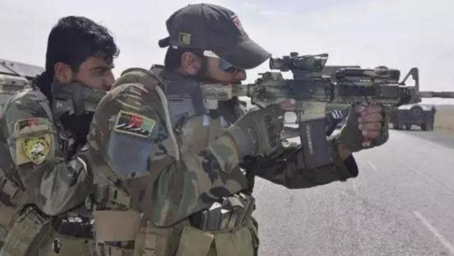 阿富汗国防部:在多省采取行动 击毙10名塔利班成员