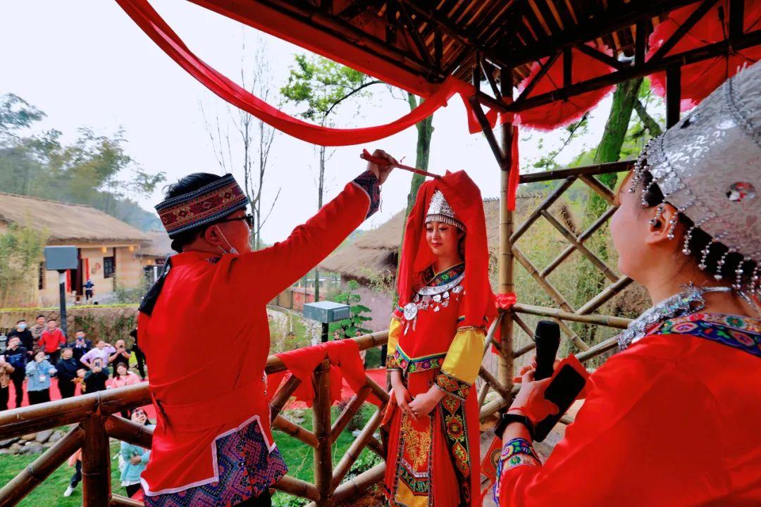 西九华山第五届郁金香文化节