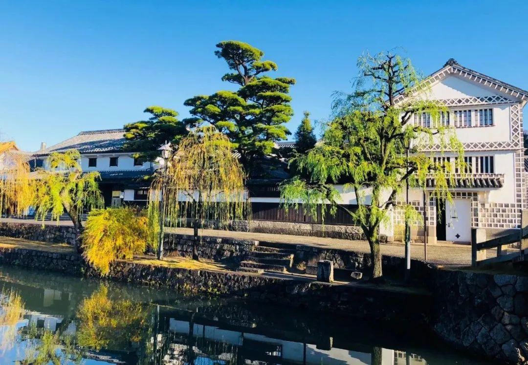 这座距离大阪2小时的典雅小城,真的好迷人