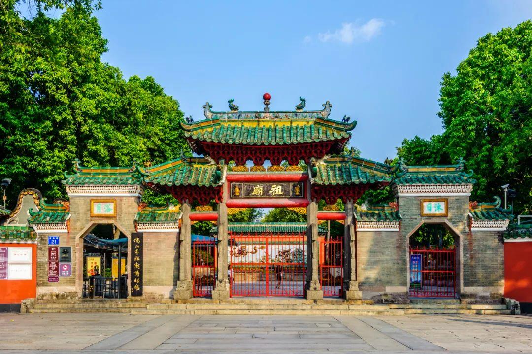 △祖庙,囊括了佛山千百年的文化精髓 / 图虫