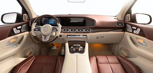 21款奔驰迈巴赫GLS600尽享奢华