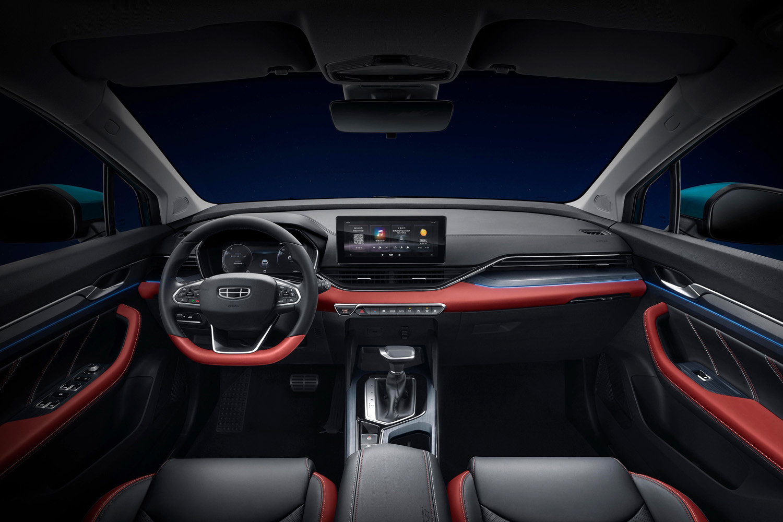 """吉利全新SUV定名""""帝豪S"""" 将于4月26日上市"""
