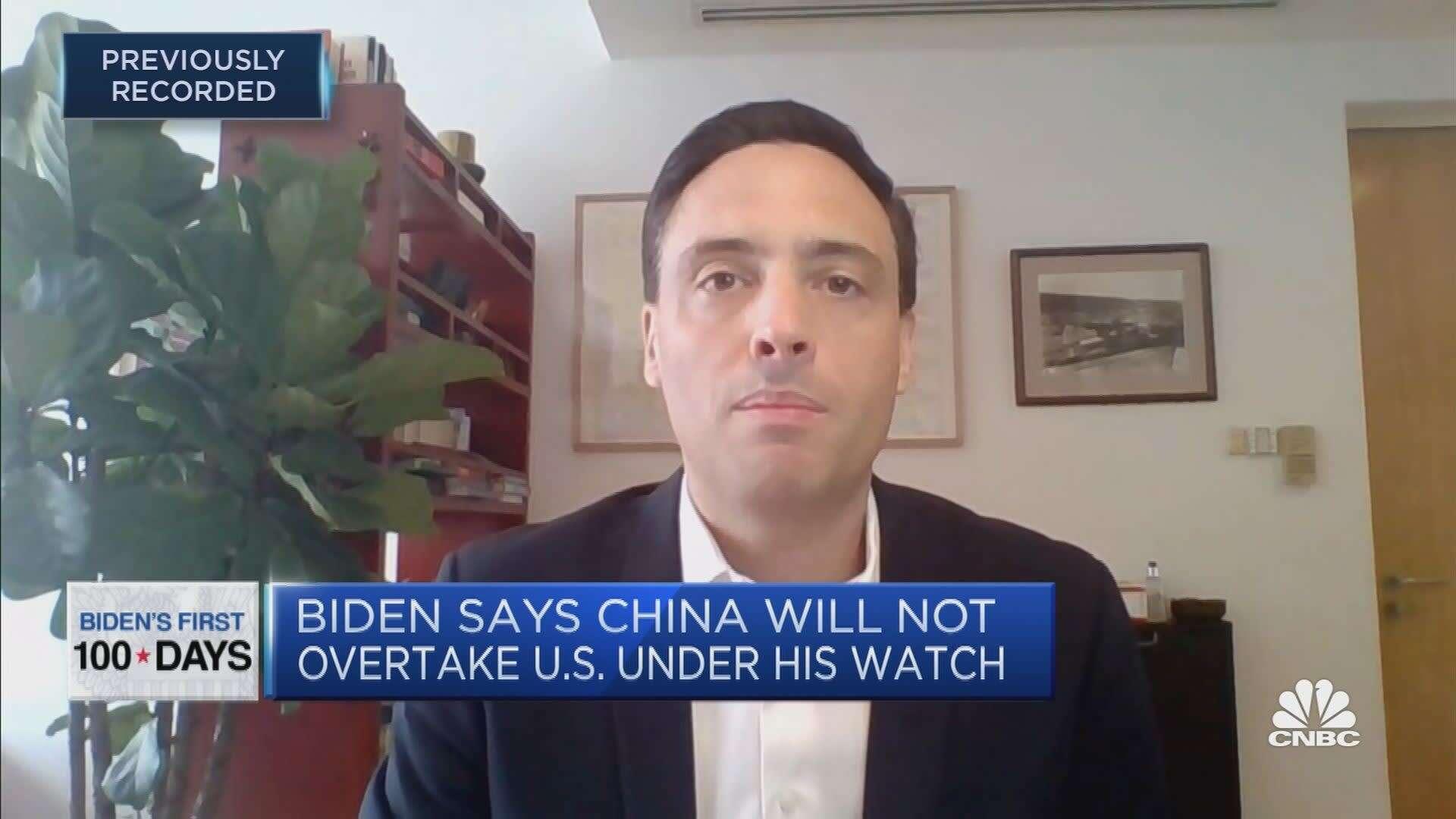 拜登任内不会让中国超越美国?美媒:按人均GDP来算要再等50年
