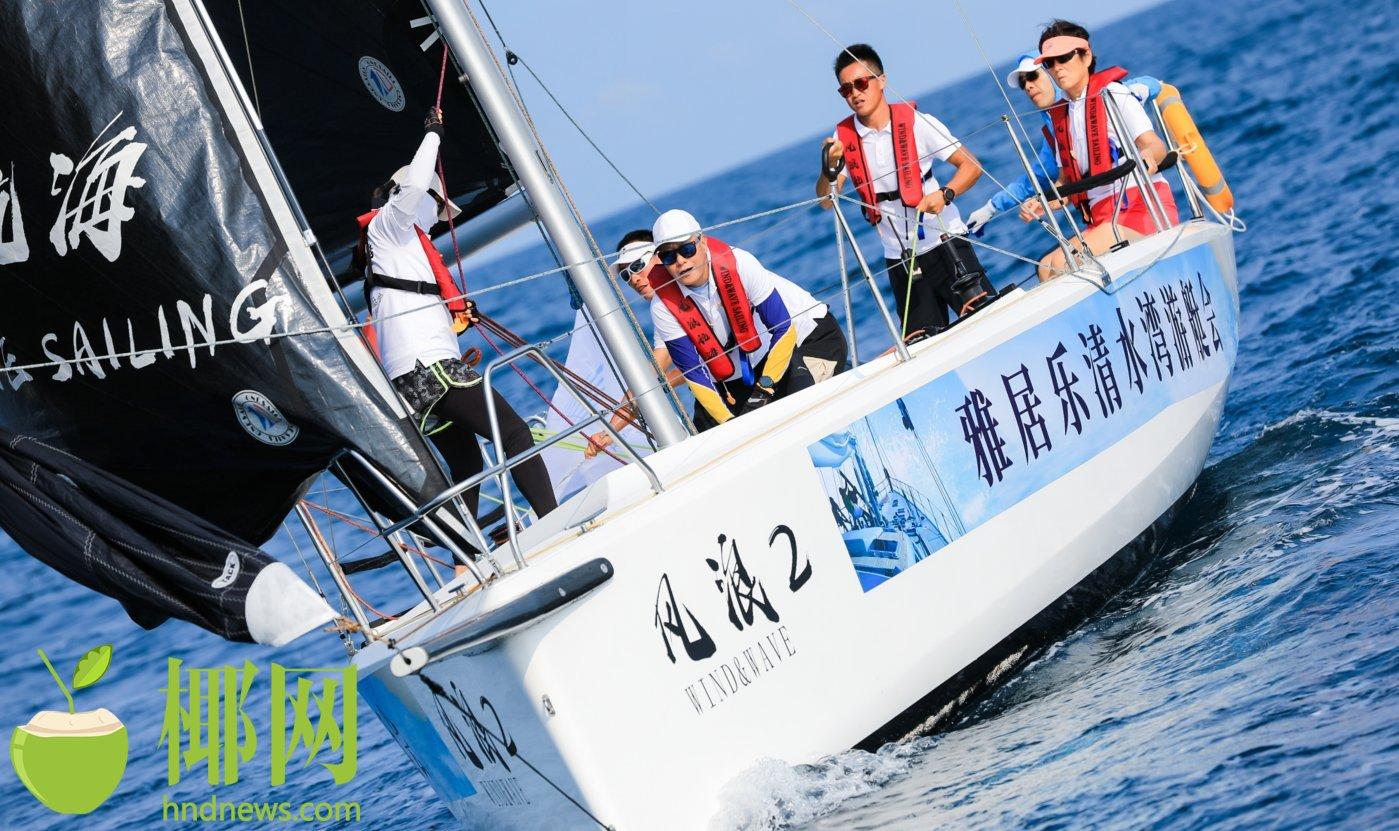 海南已成为帆船爱好者的心灵港湾 自贸港政策助推航海家走向世界
