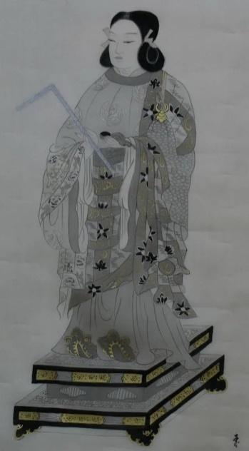 """图为:日本圣德太子,改""""倭国""""为""""日本""""的著名人物"""