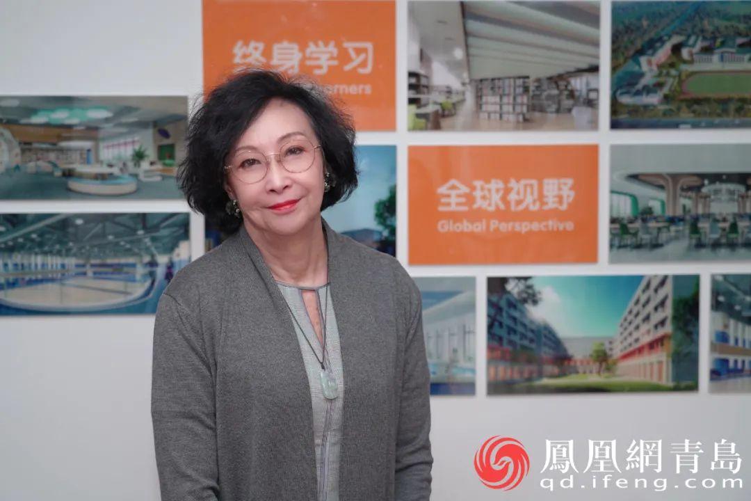 青岛新东方双语学校校长池铮铮:每个孩子都是好孩子,教育的关键在于启发和引领