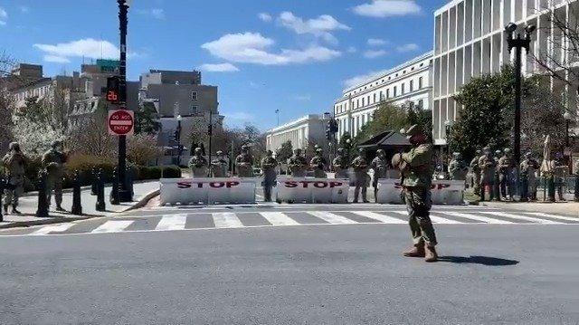 美国国会大厦附近发生袭警事件 究竟是怎么一回事?【图】
