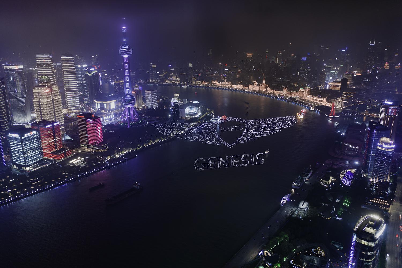 捷尼赛思正式登陆中国,品质与豪华格调的新选择