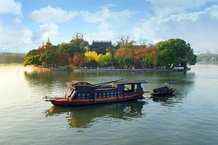 嘉兴南湖红船 资料图