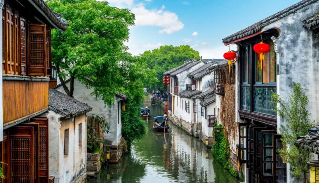 中国最适合隐居的地方,深藏江与湖