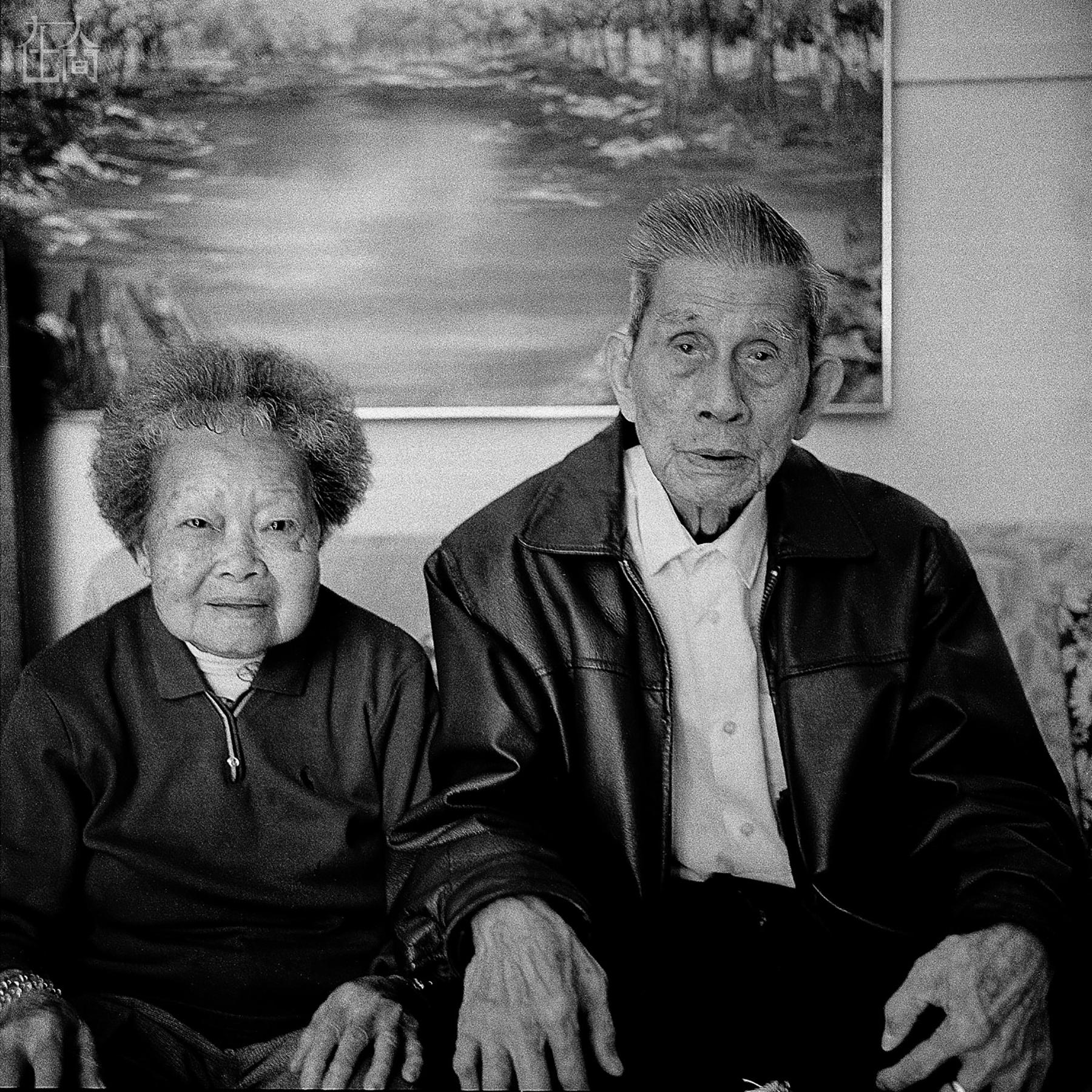 在人间 | 爷爷在纽约唐人街老去,我用镜头记录下他人生的最后时光