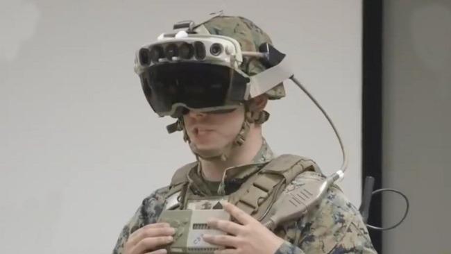 微软转行卖军火?为美军打造天价高科技头盔