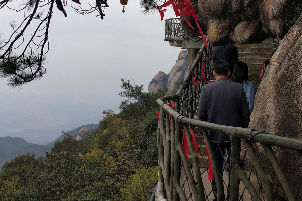 灵山景区风光秀丽