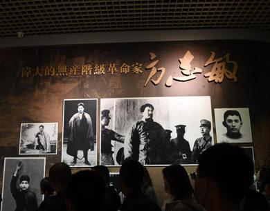 南昌方志敏烈士纪念园:瞻仰革命烈士 传承红色基因