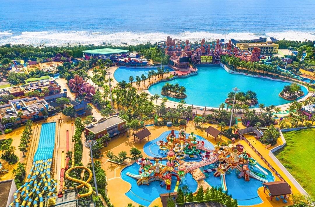 总投资规模最大的是已连续三年入列《计划》的湛江吴川鼎龙湾国际海洋度假区,达600亿元。