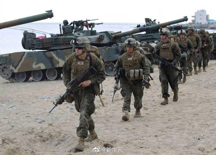 美军基地多名军人涉嫌性侵女学员遭停职