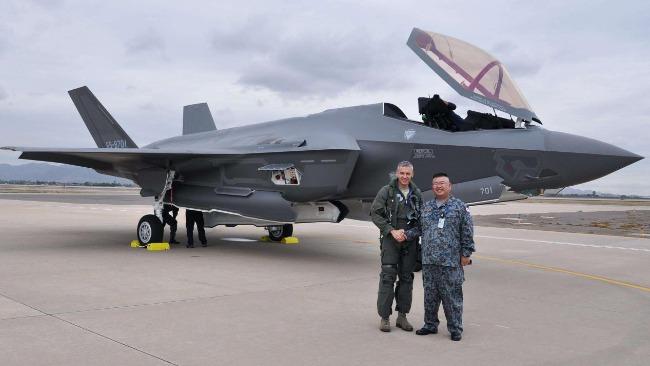 日本F35战机部署九州西南地区 临近中国与美军联合训练